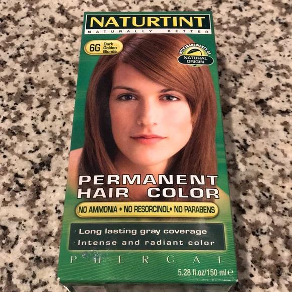 Naturtint Makeup 6g Dark Golden Blonde Hair Color New Poshmark